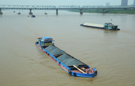 Section of trans-Asia waterway route to be built in Vietnam