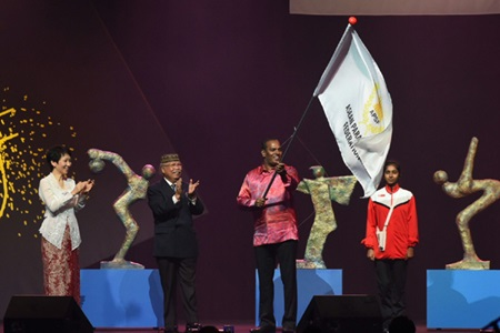 ASEAN Para Games winds down with glitzy closing ceremony