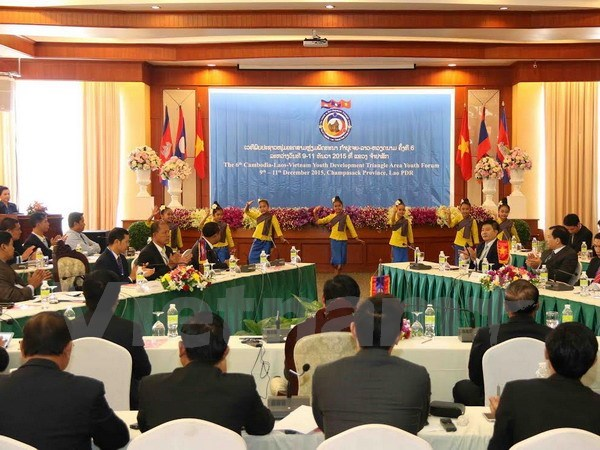 Vietnam, Laos, Cambodia promote Development Triangle area, vietnamnet bridge, english news, Vietnam news, news Vietnam, vietnamnet news, Vietnam net news, Vietnam latest news, Vietnam breaking news