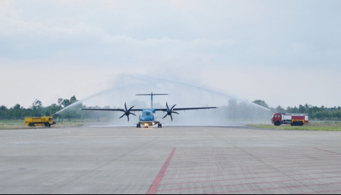 Viettravel launches charter flights from Can Tho