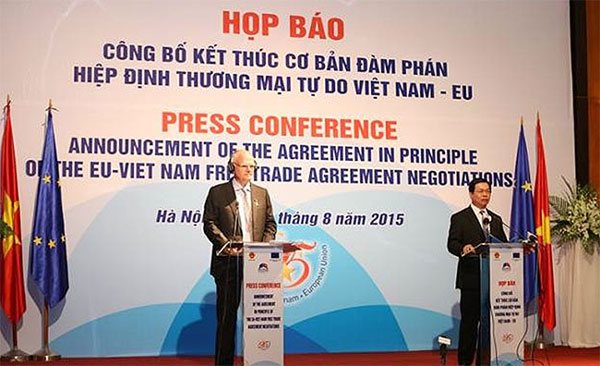 EU, golden opportunity, supporting industries, Vietnam economy, Vietnamnet bridge, English news about Vietnam, Vietnam news, news about Vietnam, English news, Vietnamnet news, latest news on Vietnam, Vietnam