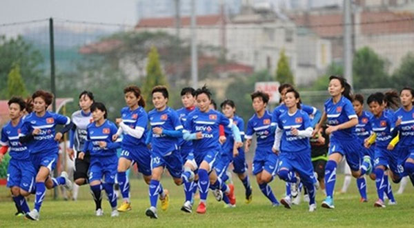 VN women football team to face China in qualifier