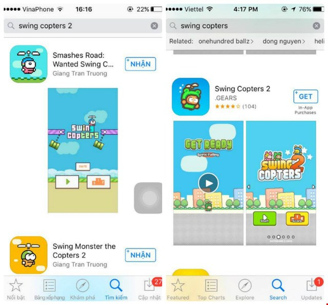 Flappy Bird's creator's new online game still not available in Vietnam