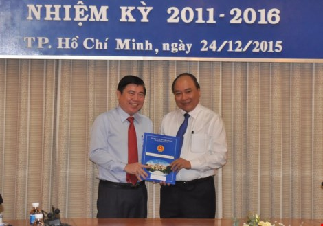 PM Nguyen Tan Dung approves new administrators