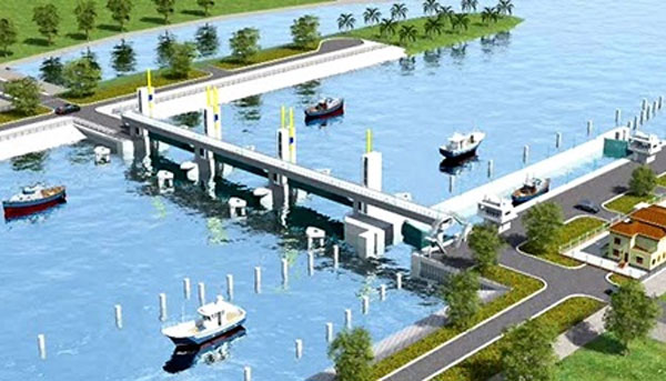 HCM City, Sai Gon River, flood prevention plan, sea level, Vietnam economy, Vietnamnet bridge, English news about Vietnam, Vietnam news, news about Vietnam, English news, Vietnamnet news, latest news on Vietnam, Vietnam