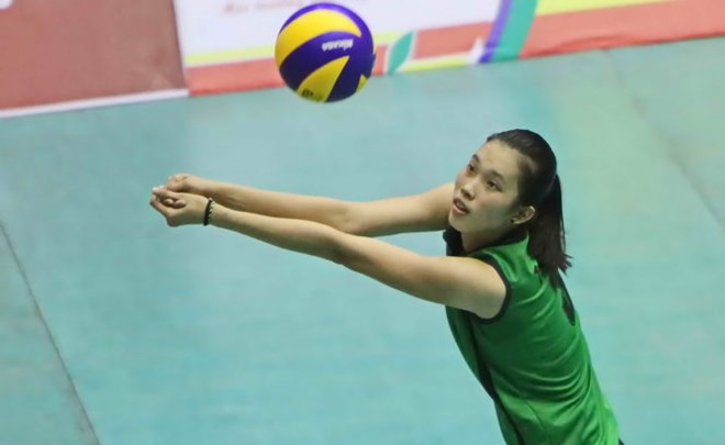 Vietnamese volleyball player to play for Bangkok Glass, vietnam volleyball, vietnamnet bridge, english news, Vietnam news, news Vietnam, vietnamnet news, Vietnam net news, Vietnam latest news, vn news, Vietnam breaking news, sports news