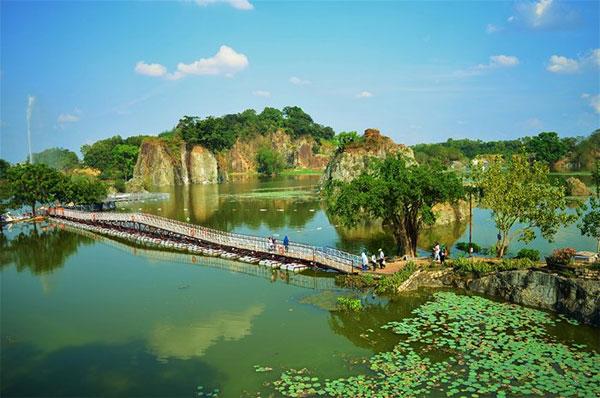 Buu Long Park, Halong Bay, Long An Lake, Vietnam economy, Vietnamnet bridge, English news about Vietnam, Vietnam news, news about Vietnam, English news, Vietnamnet news, latest news on Vietnam, Vietnam