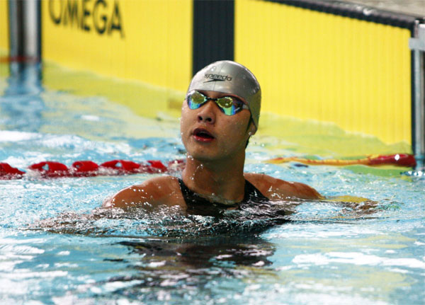 Swimmer Phuoc to train in Hungary on path to recovery