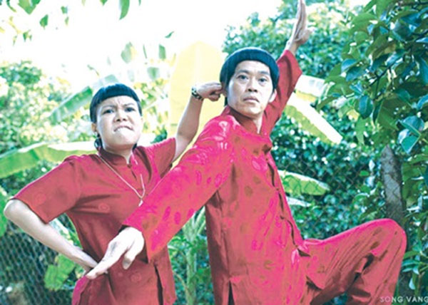 VN movie directors compete for Tet limelight