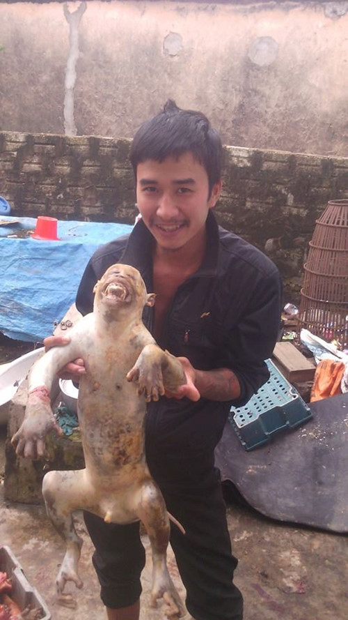 Facebooker investigated for posting monkey-killing photos on personal page