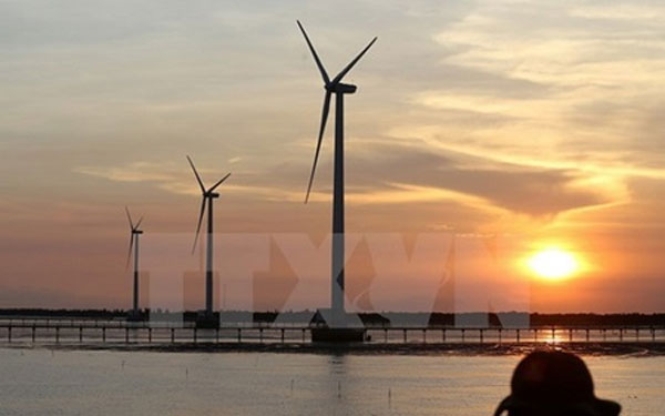 EVN, wind and solar energy, develop, ASEAN countries, Vietnam economy, Vietnamnet bridge, English news about Vietnam, Vietnam news, news about Vietnam, English news, Vietnamnet news, latest news on Vietnam, Vietnam