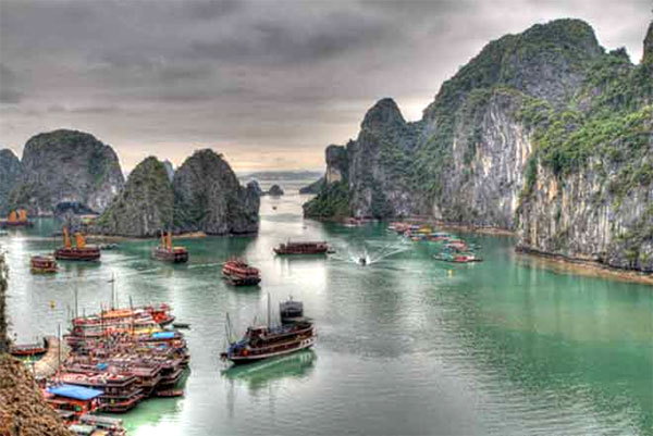 Vietnam listed among best countries in Southeast Asia to visit