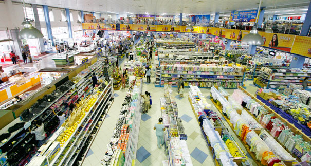Walmart to buy Vietnamese goods, Banks adjust up short-term deposit rates ahead of Tet, Rice exports thrive in new year, Work begins on a steel sheet plant in Nhon Hoi economic zone, Dong Nai runs US$860 mln surplus in wood trade