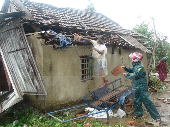 Extreme weather events cause $660 million annual losses for Vietnam