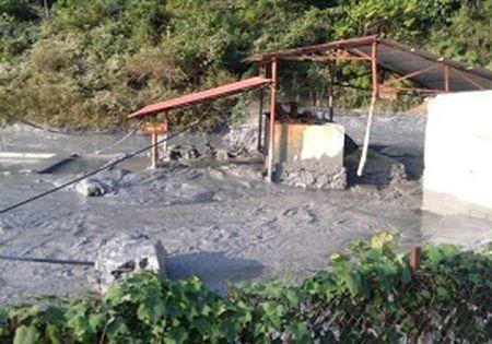 Lead & zinc waste tank breaks down in Cao Bang causes