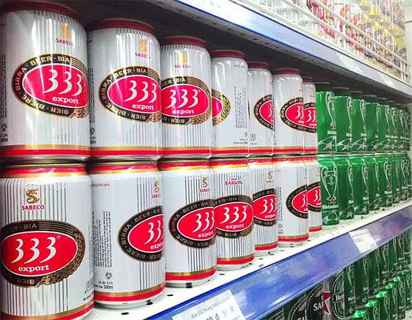 Vietnamese beer market, foreign brewers, domestic brewers, Habeco, Vietnam economy, Vietnamnet bridge, English news about Vietnam, Vietnam news, news about Vietnam, English news, Vietnamnet news, latest news on Vietnam, Vietnam