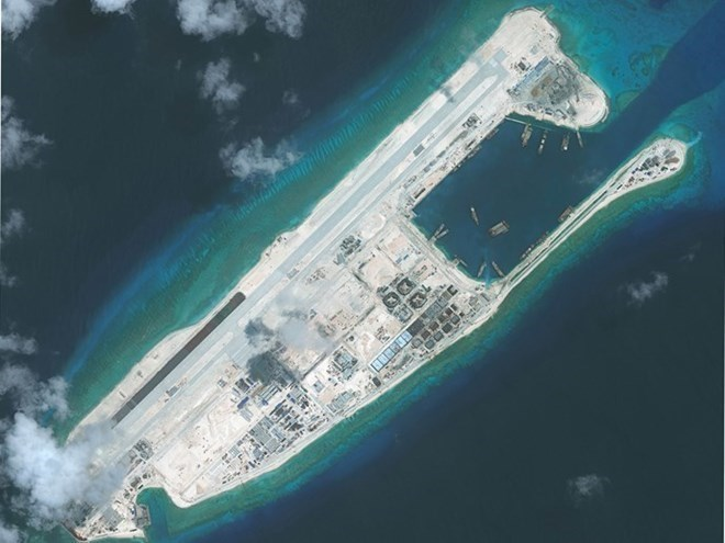 Foreign experts criticise China's actions in East Sea