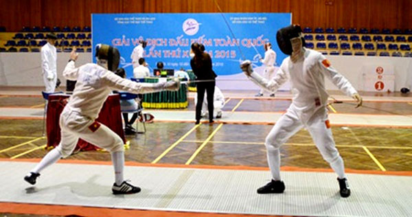 Vietnam fencers seeking points for Olympics qualifying