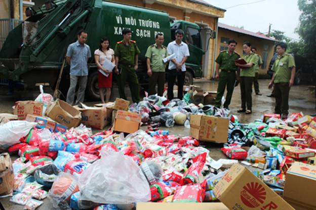 Rampant fake goods scare Vietnamese consumers