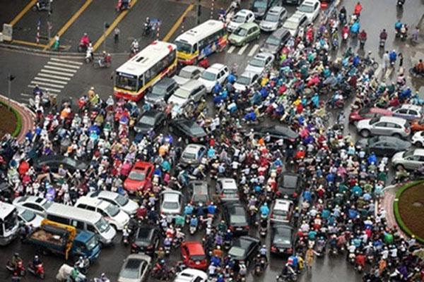 innovation of traffic in vietnam