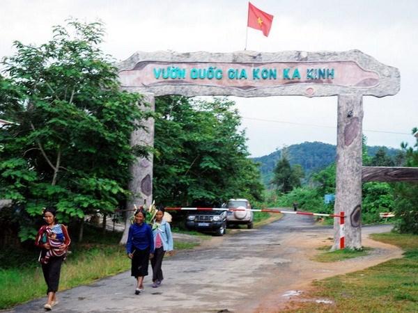 Gia Lai works to preserve Kon Ka Kinh National Park