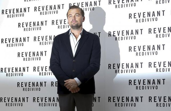 'The Revenant' tops chilly U.S. Box Office as storm hits East Coast