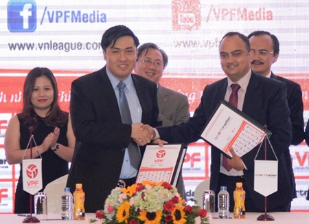 VN Football Co. signs deal to prevent match-fixing