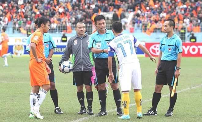 Vietnamese referee chosen to officiate regional championships