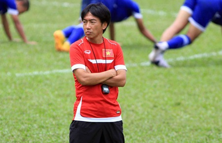 Miura fired as head of VN national football team