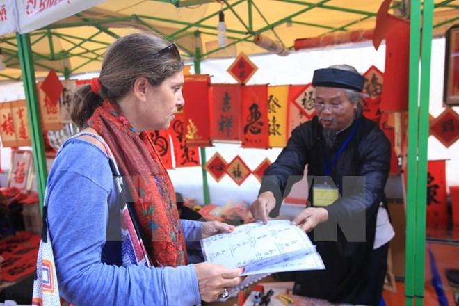Hanoi calligraphy festival to run during Tet