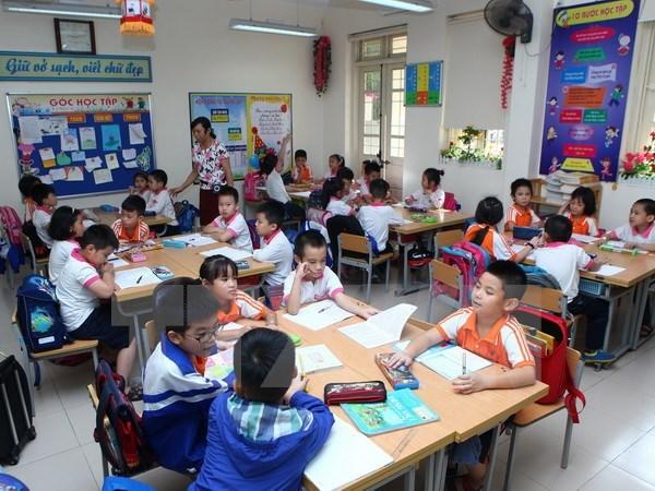 Hanoi to build more national-standard schools, social news, vietnamnet bridge, english news, Vietnam news, news Vietnam, vietnamnet news, Vietnam net news, Vietnam latest news, vn news, Vietnam breaking news