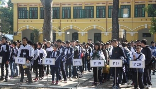 About 700 Vietnamese students join US mathematics contest, social news, vietnamnet bridge, english news, Vietnam news, news Vietnam, vietnamnet news, Vietnam net news, Vietnam latest news, vn news, Vietnam breaking news