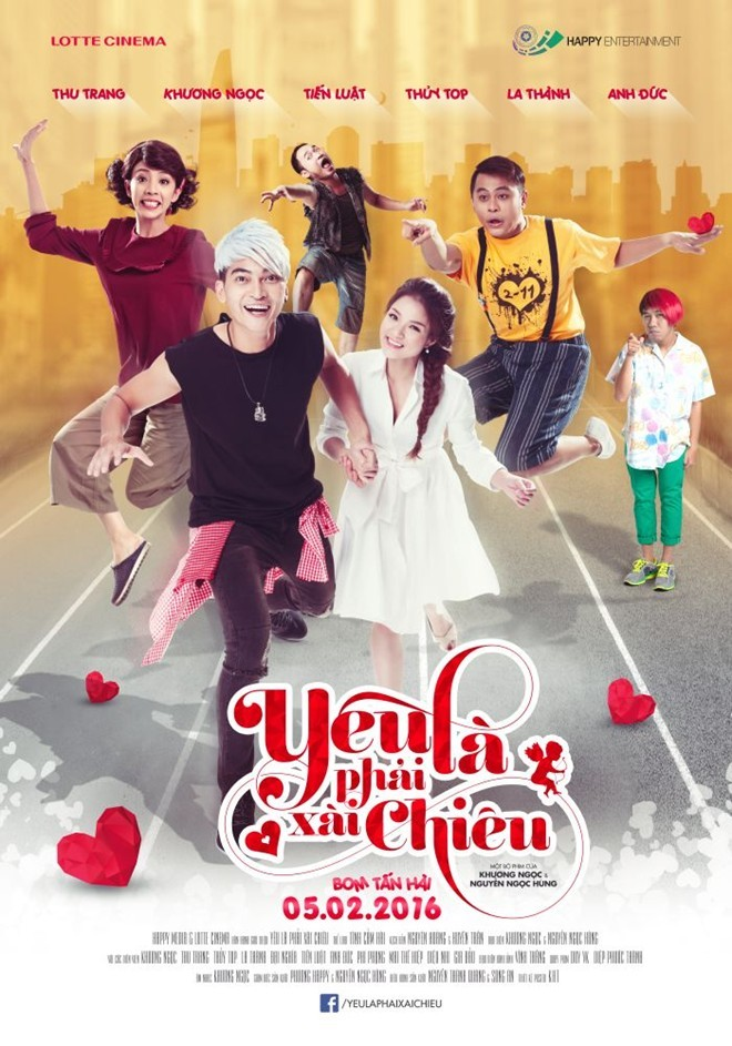 A veritable feast of movies at VN cinemas this February