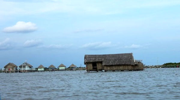 Mekong Delta's largest lagoon lives up to name 'sea on plains'