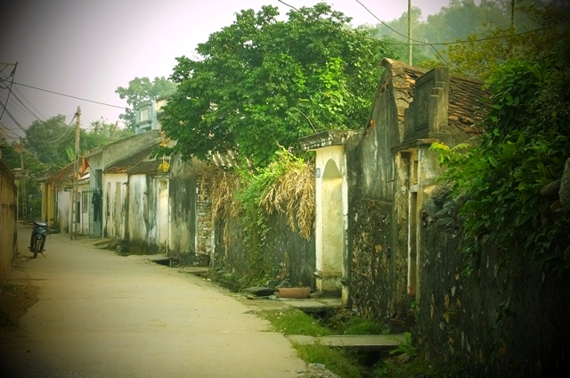Image: Famous ancient village in Thanh Hoa