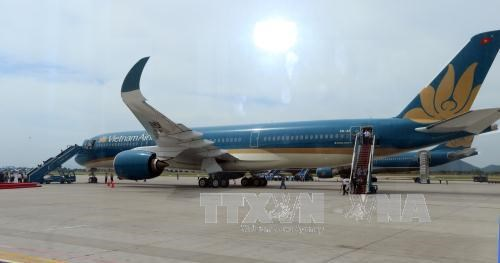 Incident occurs on Vietnam Airlines' A350 aircraft