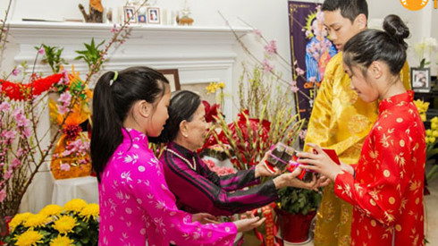 Vietnam culture, Vietnam tradition, vn news, Vietnam beauty, news Vietnam, Vietnam news, Vietnam net news, vietnamnet news, vietnamnet bridge, Tet holiday, banh chung