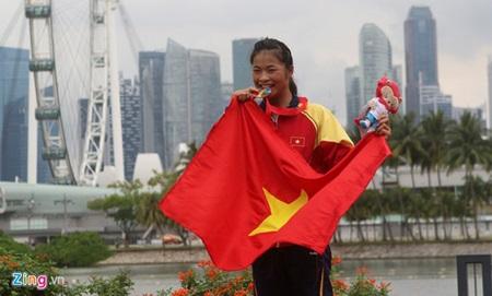 The new hope of Vietnamese canoeing