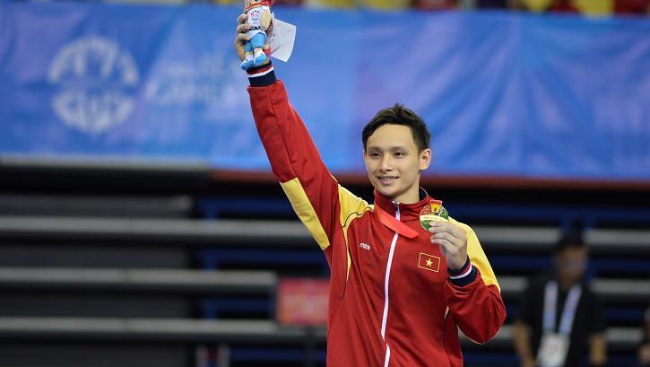 High-performance athletes endeavor for national pride