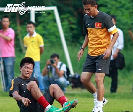 Hanoi T&T face changes when V.League starts up