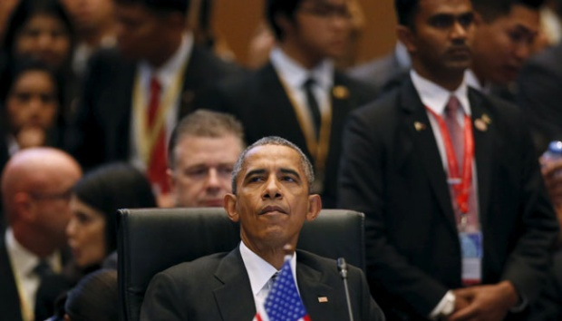 Obama does not accept 'bully' in the East Sea