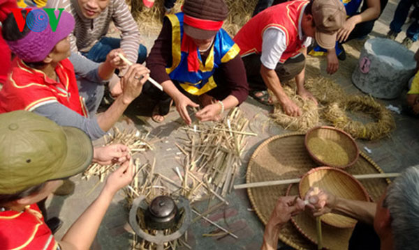 Thi Cam Village, rice cooking contest, Vietnam economy, Vietnamnet bridge, English news about Vietnam, Vietnam news, news about Vietnam, English news, Vietnamnet news, latest news on Vietnam, Vietnam