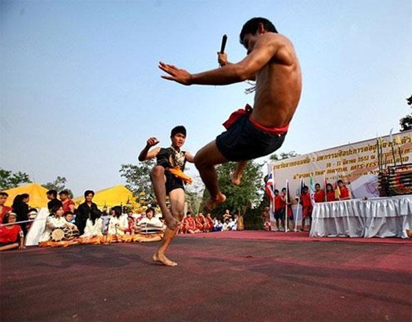 VN Muaythai team target two golds at Asian Beach Games