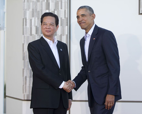 Obama creates new momentum for US-ASEAN cooperation