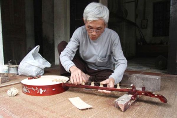 Dao Xa Village, craftsman, preserve folk music, Vietnam economy, Vietnamnet bridge, English news about Vietnam, Vietnam news, news about Vietnam, English news, Vietnamnet news, latest news on Vietnam, Vietnam