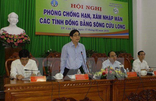 Mekong Delta: Salt intrusion a once-in-a-century disaster,social news, vietnamnet bridge, english news, Vietnam news, news Vietnam, vietnamnet news, Vietnam net news, Vietnam latest news, vn news, Vietnam breaking news