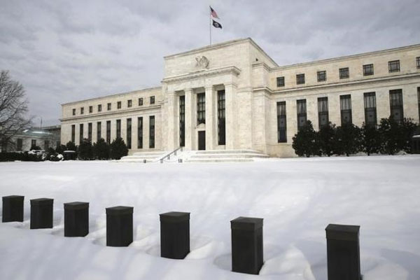 Global downturn spurred Fed to consider changing rate path: minutes