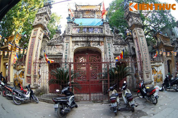 Hung Ky Pagoda – a unique heritage of Hanoi