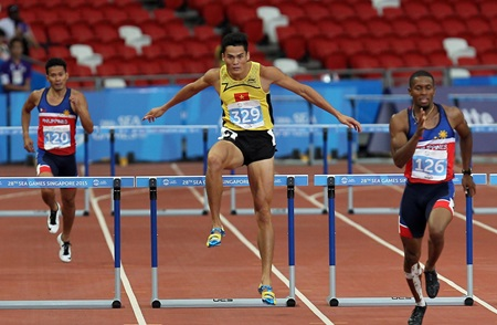 Vietnamese athletes seek Olympic berths