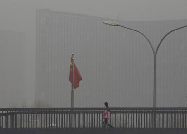 Beijing to raise threshold for issuing air pollution 'red alerts'